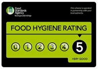 thai kitchen in lakeland - 5 star food hygiene rating