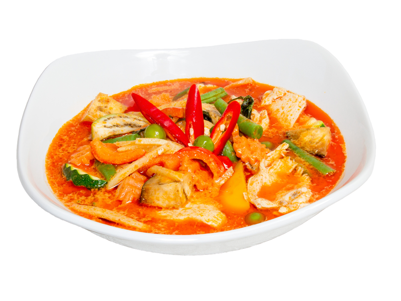 Thai Red Curry