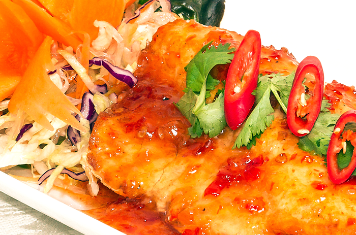 Thai Kitchen in Lakeland Pla Sarm Rot