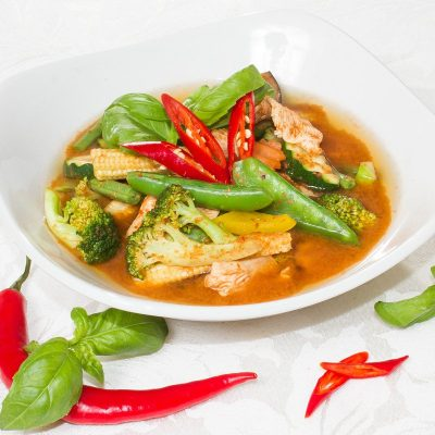 Jungle Curry (Gaeng Pa - แกงป่า)