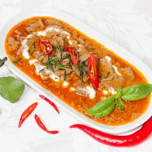 Panang Curry (Gaeng Panang - แกงแพนง)