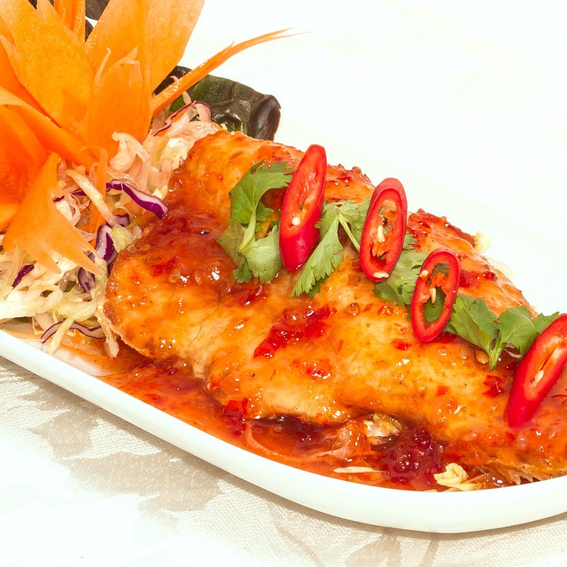 Three Flavoured Fish (Pla Sarm Rot- ปลาสามรส)