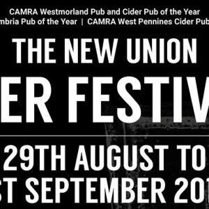 new union beer festival kendal cumbria